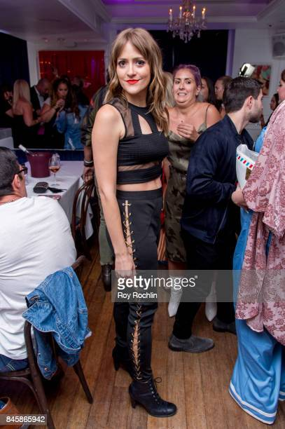 BELLSAINT attends Uncomon James Chinese Laundry By Kristin Cavallari at Bagatelle on September 11 2017 in New York City