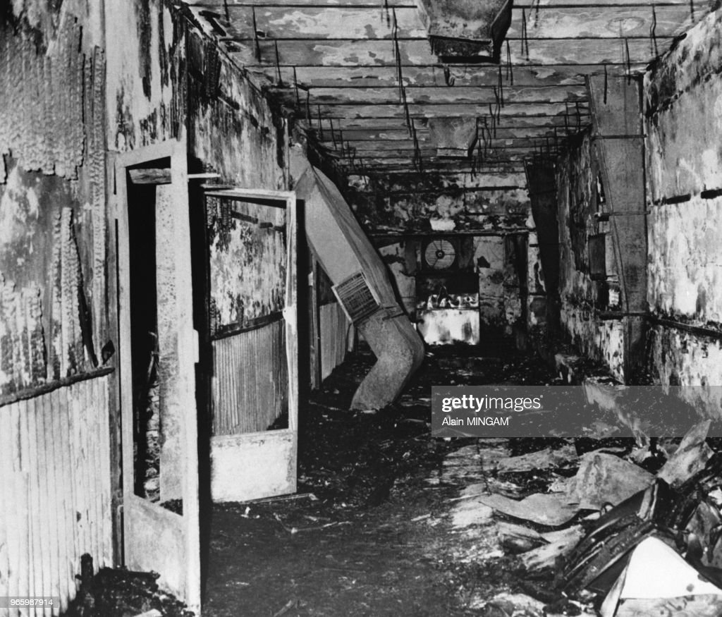 Attentat Dans Un Cinema Le 19 Aout 1978 A Abadan Iran News Photo Getty Images
