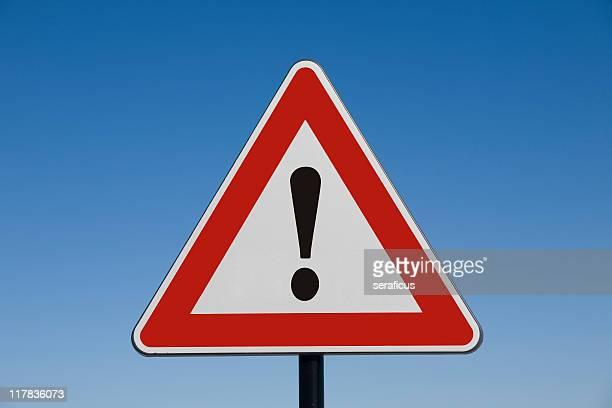 atenção! - perigo - fotografias e filmes do acervo