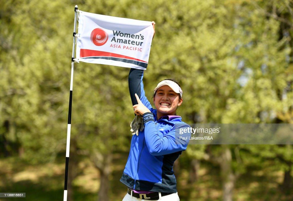 Women's Amateur Asia-Pacific Championship - Previews : News Photo