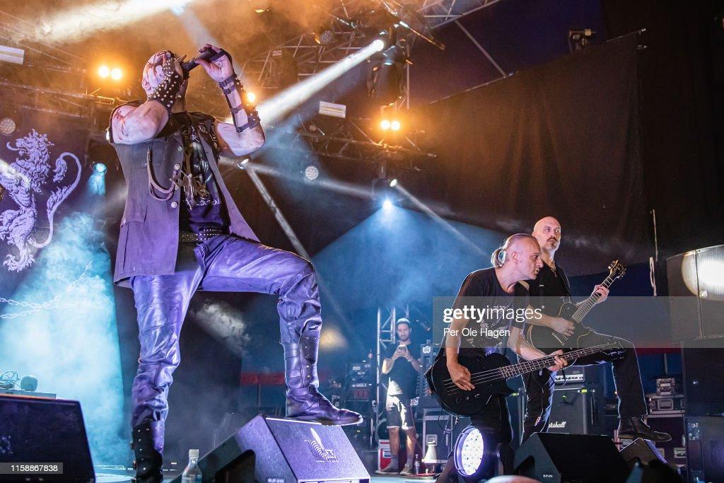 Tons of Rock 2019 : News Photo
