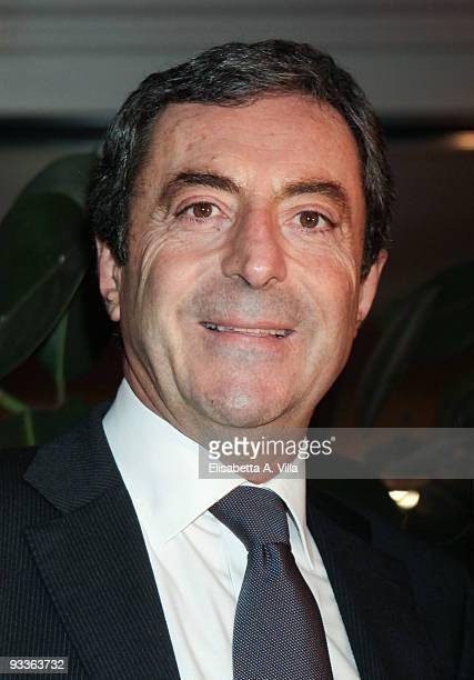 Attilio Romita attends '2009 Margutta Awards' at Margutta RistoArte on November 24 2009 in Rome Italy