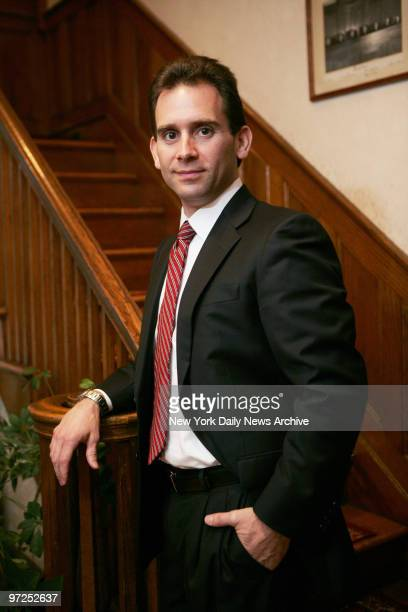 Attorney Adam Levy eldest son of Judith Sheindlin better known as TV's Judge Judy and the stepson of former State Supreme Court Justice Gerald...