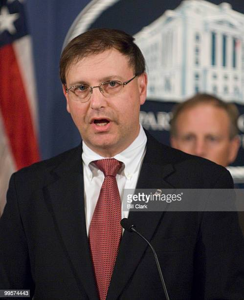 S Attorney Chuck Rosenberg Eastern District of Virginia announces that a 16 count indictment was handed down earlier in the day in the Rep William...