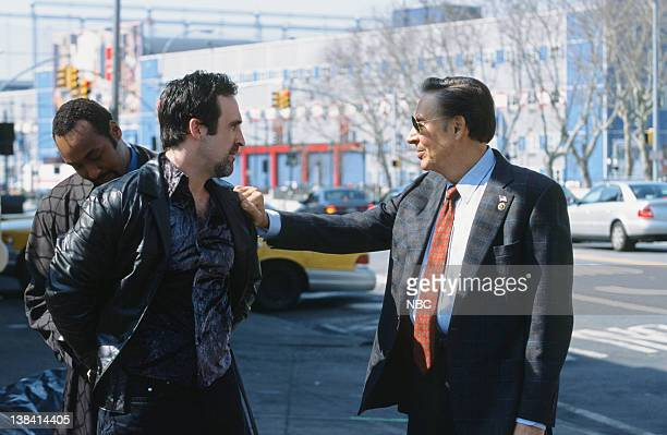 LAW ORDER Attorney Client Episode 22 Air Date Pictured Jesse L Martin as Detective Ed Green Victor Verhaeghe as Bobby Caldwell Jerry Orbach as...