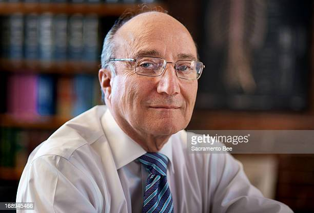 Attorney David P Mastagni shown in his office in Sacramento California March 12 called a technical glitch of a leading polygraph used by many...