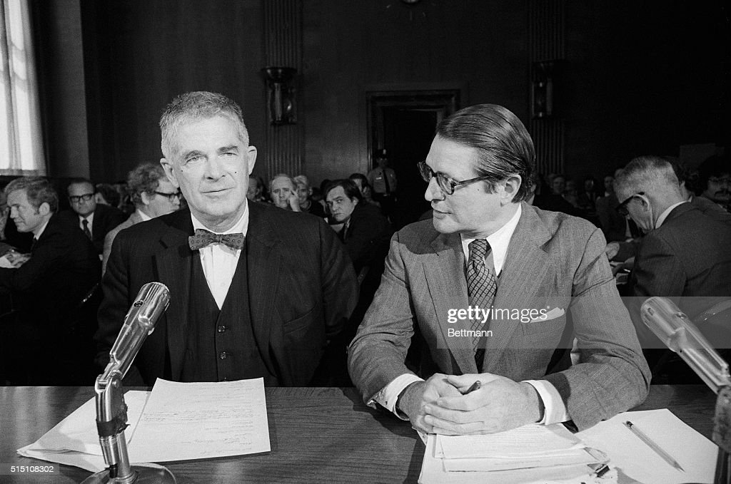 U.S. Attorney General Elliot Richardson appointed Archibald Cox as independent special prosecutor to investigate the break-in of the Democratic National Committee's offices at the Watergate Hotel.