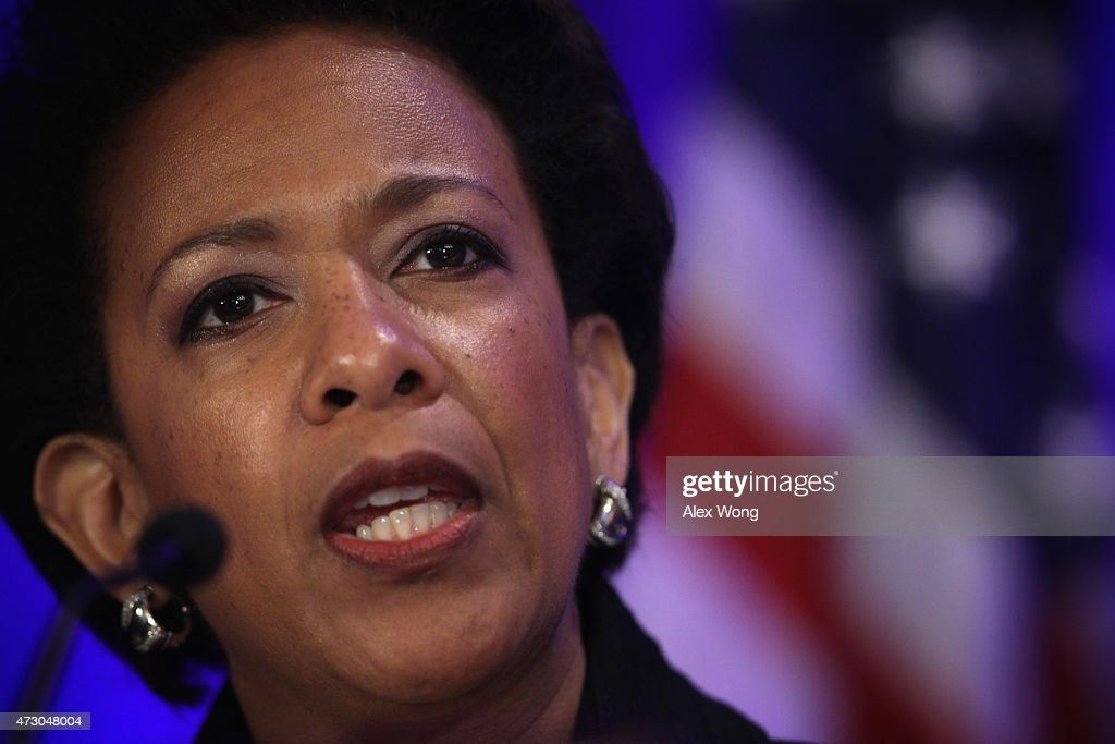 Attorney Gen. Loretta Lynch Speaks At Forum On Youth Violence