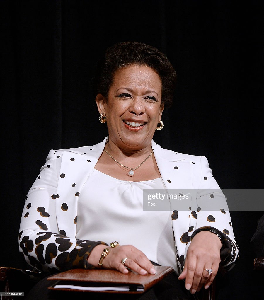 Formal Investiture Ceremony Held For Attorney General Loretta Lynch