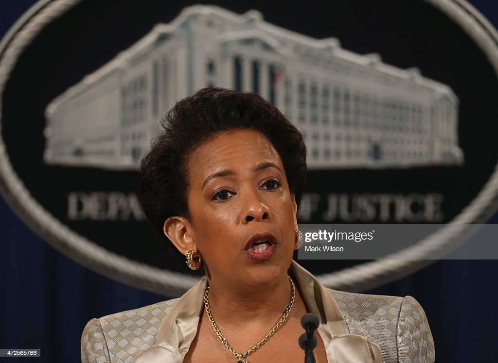 Attorney General Loretta Lynch Announces Federal Investation Into Baltimore Police Department