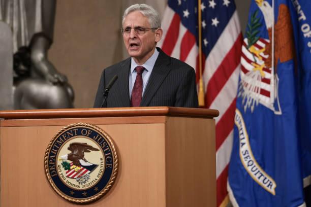 DC: Attorney General Garland Discusses Initiative To Combat Lending Discrimination At DOJ