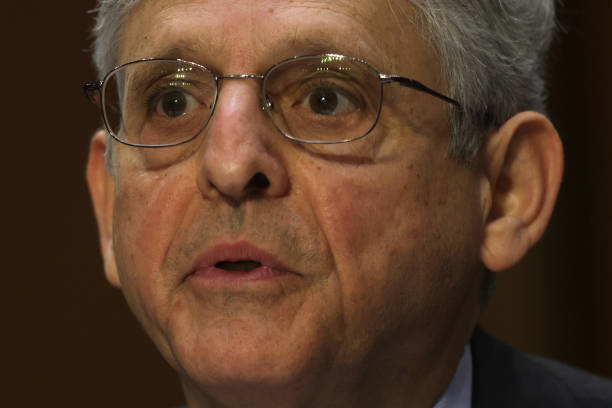 DC: AG Garland And DHS Secretary Mayorkas Testify At Hearing On Domestic Extremism