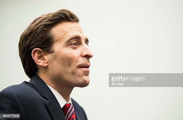 Attorney General of Nevada Adam Laxalt testifies duringf the House Judiciary Committee hearing on 'The Unconstitutionality of Obama's Executive...