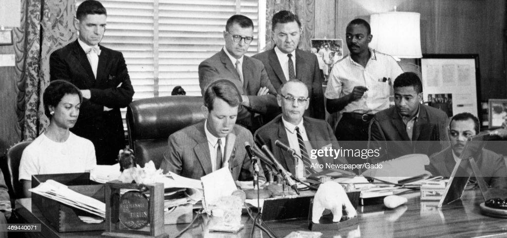 Robert Kennedy : News Photo