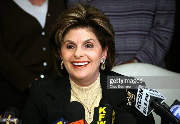 Attorney Gloria Allred announces lawsuit against sexual harassment of women female correction officers at the California Department of Corrections...