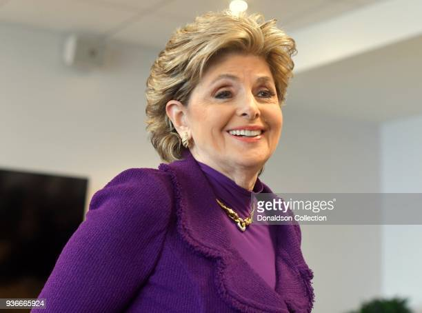 Attorney Gloria Allred attends an event on March 22, 2018 in Los Angeles, California.