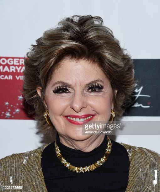 Attorney Gloria Allred attends the 5th Annual Roger Neal and Maryanne Lai Oscar Viewing DinnerIcon Awards and After Party at The Hollywood Museum on...