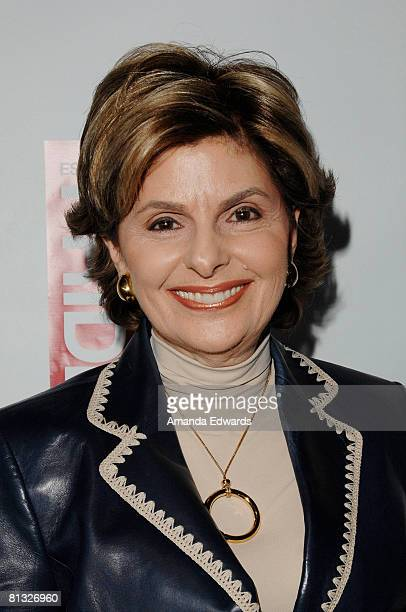 Attorney Gloria Allred attends the Los Angeles LGBT Pride Honorees Brunch on June 1 2008 in Los Angeles California