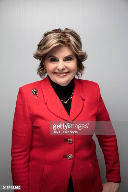 Attorney Gloria Allred, from the film 'Seeing Allred', is photographed for Los Angeles Times on January 20, 2018 in the L.A. Times Studio at Chase...