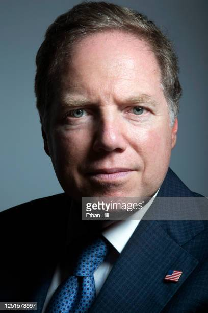 US attorney in Manhattan Geoffrey S Berman is photographed for Stanford Lawyer Magazine on October 2 2018 in New York City