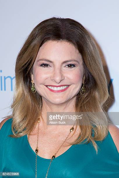 Attorney Lisa Bloom attends Animal Equality 10th Anniversary Celebration Honoring Moby at At The P on November 19 2016 in Los Angeles California
