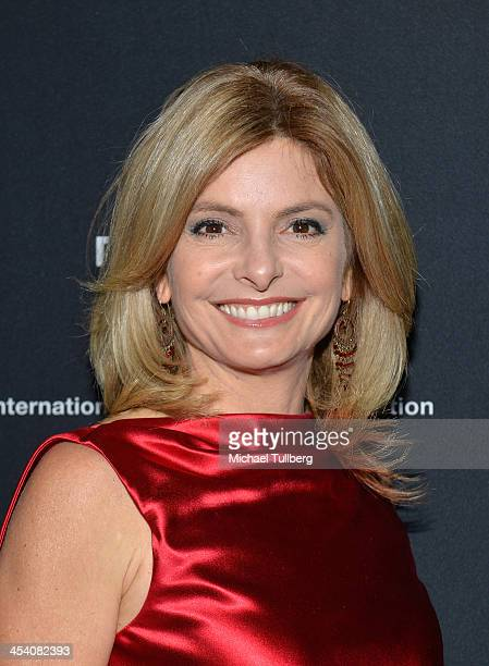 Attorney Lisa Bloom attends the International Documentary Association's 2013 IDA Documentary Awards at Directors Guild Of America on December 6 2013...