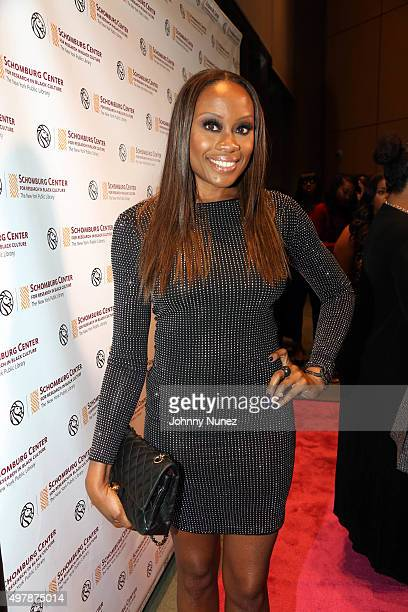 Attorney Midwin Charles attends the 2015 WEEN Awards at The Schomburg Center for Research in Black Culture on November 18 in New York City