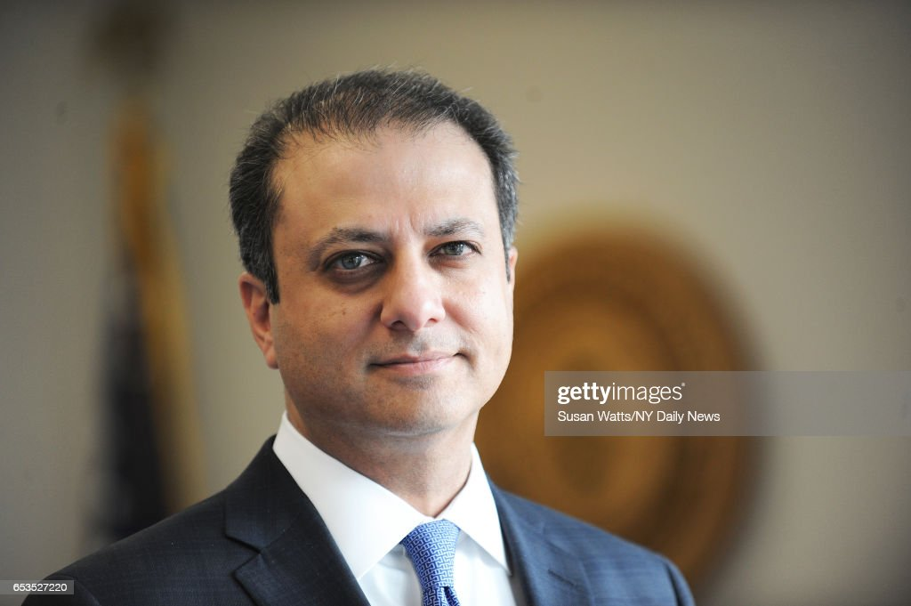 Preet Bharara, NY Daily News, March 11, 2014