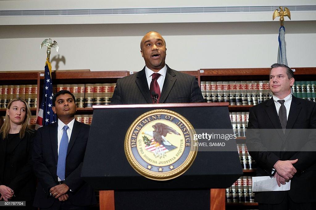US-CRIME-JUSTICE-SHKRELI : News Photo