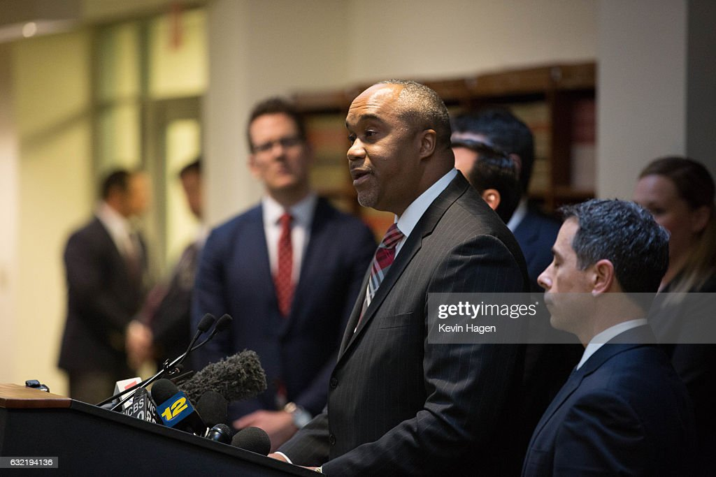 U S  Attorney Robert L  Capers of the Eastern District of