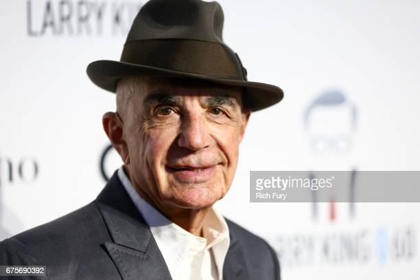 Attorney Robert Shapiro attends Larry King's 60th Broadcasting Anniversary Event at HYDE Sunset Kitchen Cocktails on May 1 2017 in West Hollywood...