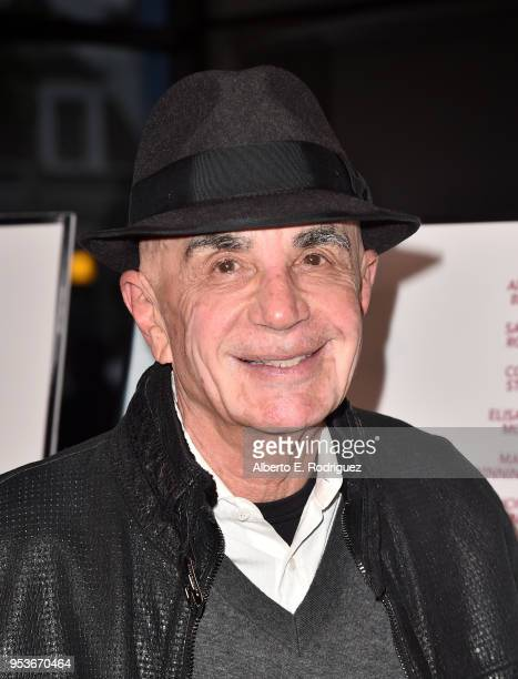 """Attorney Robert Shapiro attends the premiere of Sony Pictures Classics' """"The Seagull"""" at The Writers Guild Theater on May 1, 2018 in Beverly Hills,..."""