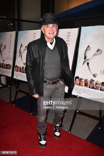 Attorney Robert Shapiro attends the premiere of Sony Pictures Classics' The Seagull at The Writers Guild Theater on May 1 2018 in Beverly Hills...