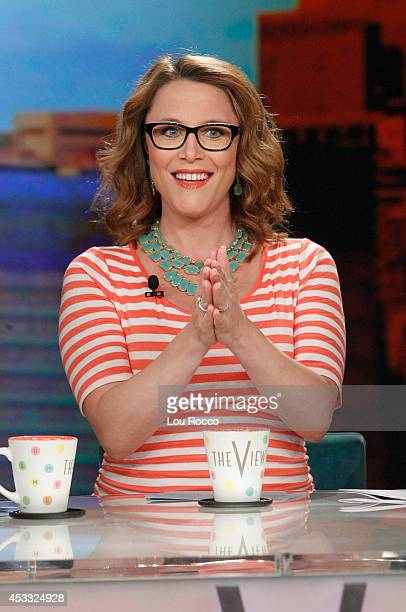 THE VIEW Attorney Sunny Hostin and SE Cupp guest cohost Tyra Banks TI Whoopi's Favorite Things featuring household good to children's clothing and...