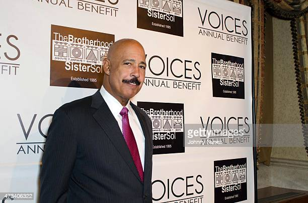 Attorney Ted Wells attends the 2015 Brotherhood/Sister Sol's Voices Benefit at Gotham Hall on May 14 in New York City