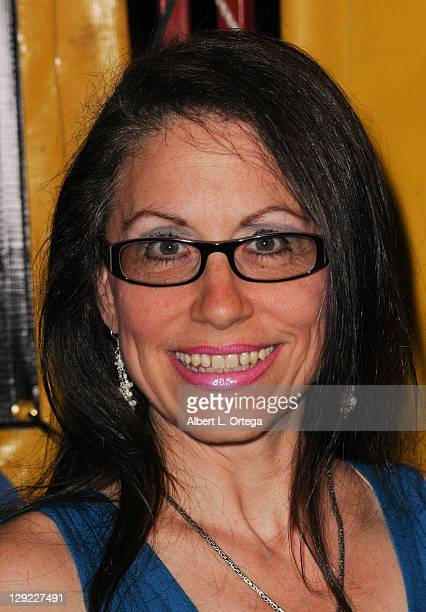 Attorney Vicki Roberts arrives for the Dunking For Dogs Benefit For The 600Million Website held at ECCO Ultra Lounge on October 12 2011 in Los...
