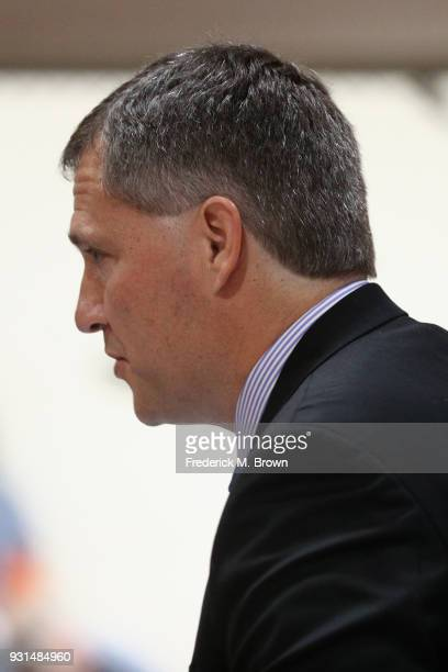 Attorney William Haney representing Heather Locklear attends a hearing stemming from domestic violence accusations against Locklear at the Superior...
