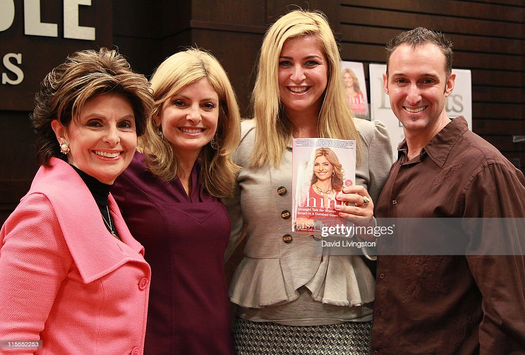 "Lisa Bloom & Gloria Allred Special Discussion And Book Signing For ""Think"""