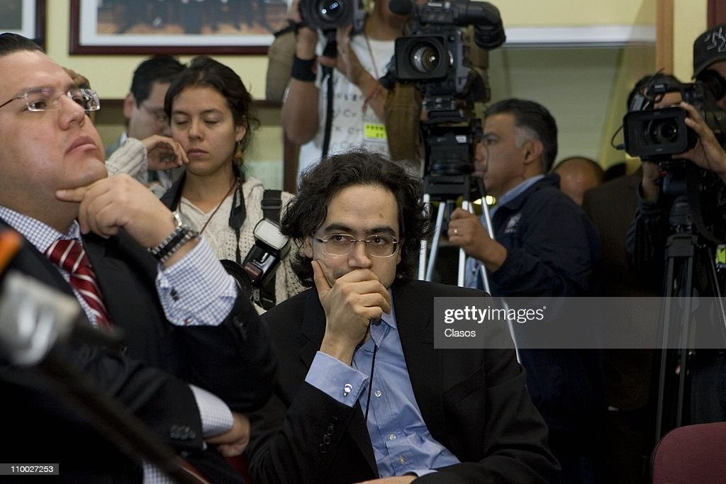 Presunto Culpable Hearing In Mexico : News Photo