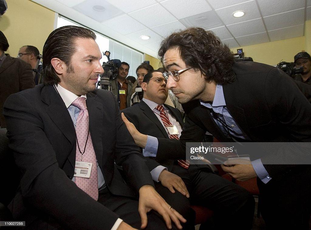 Presunto Culpable Hearing In Mexico : News Photo