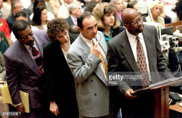 the oj simpson trial essay Many of them are in fact murder cases black dahlia, boston strangler, but one of  the most infamous cases is none other than the oj simpson murder trial.