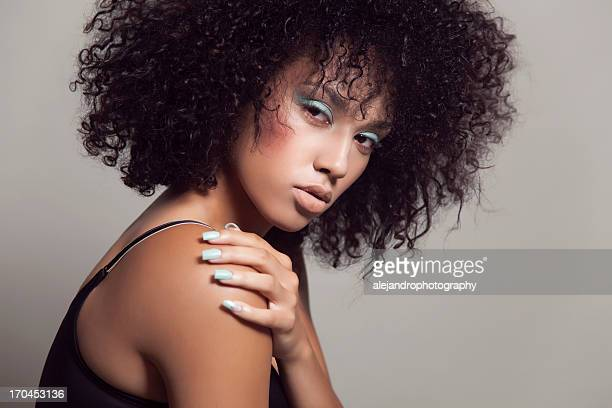 attractive beauty - eyeshadow stock pictures, royalty-free photos & images