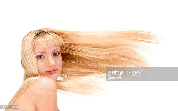attractive blonde - graphixel stock pictures, royalty-free photos & images