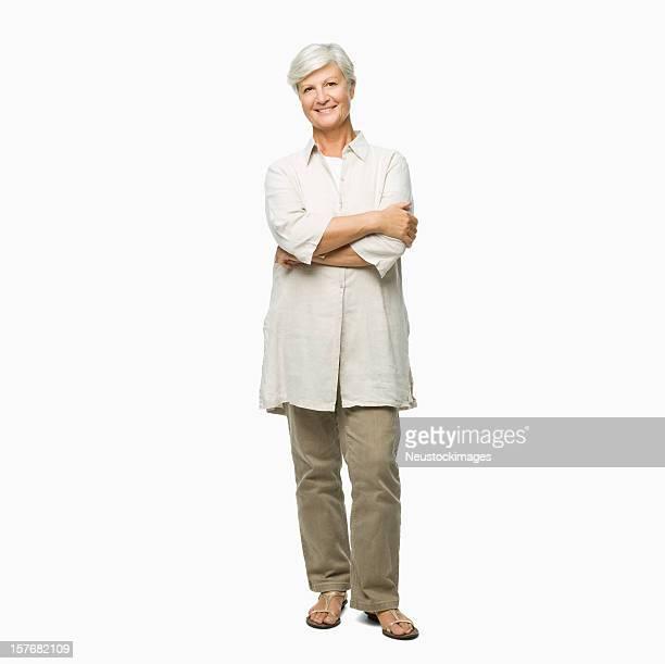 Attractive Senior Woman