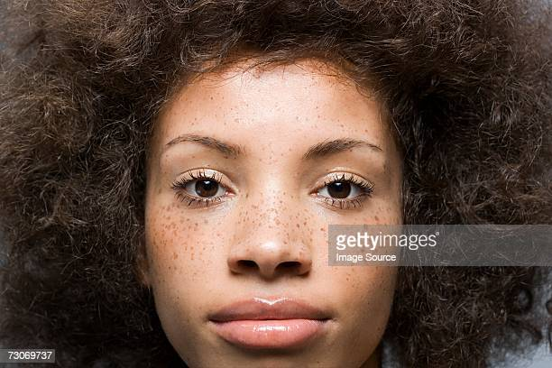 attractive young woman - mixed race person stock pictures, royalty-free photos & images