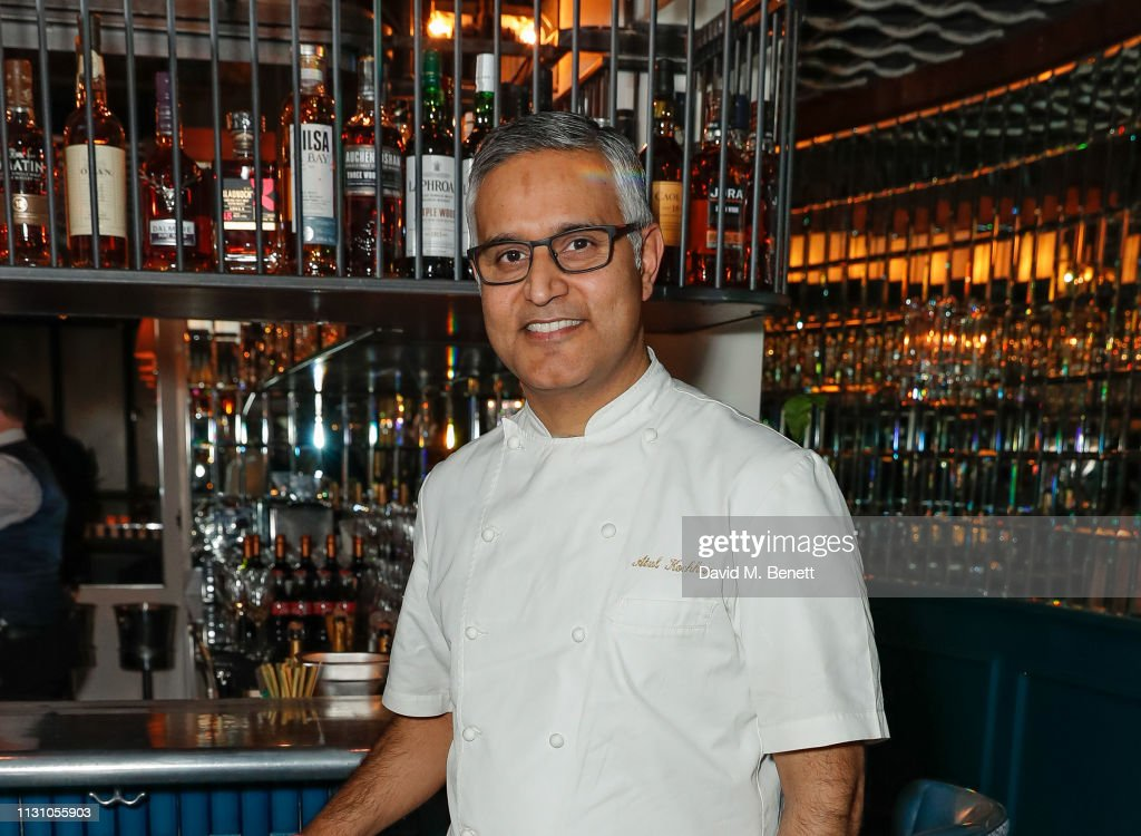GBR: Chef Atul Kochhar Opens New Mayfair Restaurant 'Kanishka'