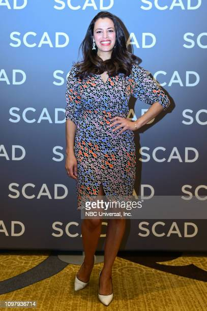 EVENTS SCAD aTVfest February 9 2019 Pictured Athena Karkanis Manifest on NBC