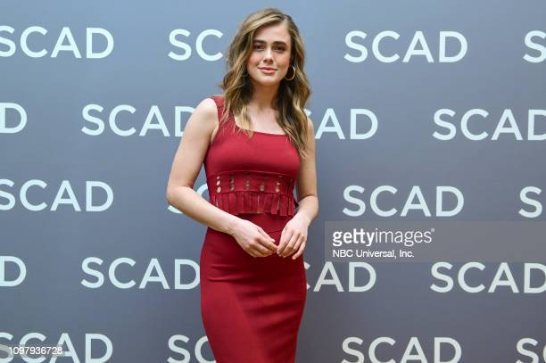 EVENTS SCAD aTVfest February 9 2019 Pictured Melissa Roxburgh Manifest on NBC