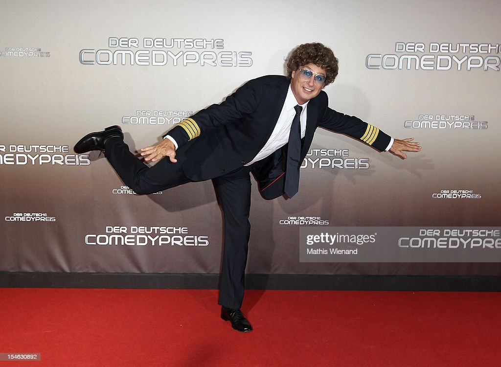Atze Schroeder attends the '16. Annual German Comedy Award' on October 23, 2012 in Cologne, Germany.