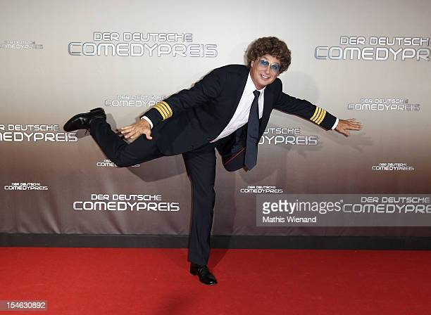 Atze Schroeder attends the '16 Annual German Comedy Award' on October 23 2012 in Cologne Germany
